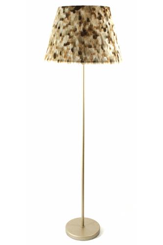 Zebra floor lamp lidi ada naturals wild african goose floor lamp aloadofball Image collections
