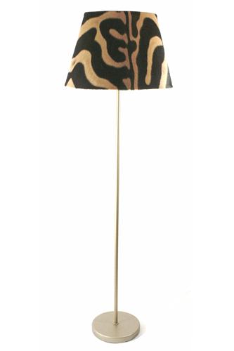 Zebra Floor Lamps : Zebra floor lamp ? lidi ada naturals